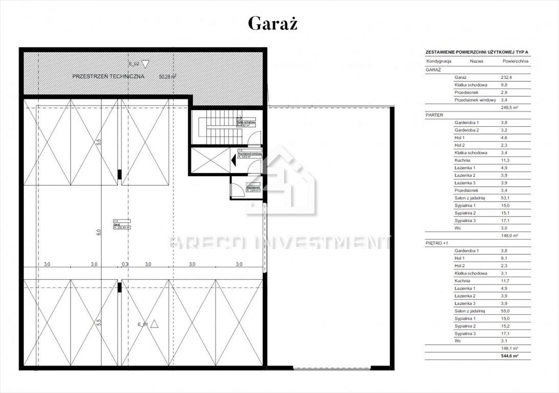 Mieszkanie czteropokojowe  na sprzedaż Kraków, Wola Justowska, Leśna  150m2 Foto 3