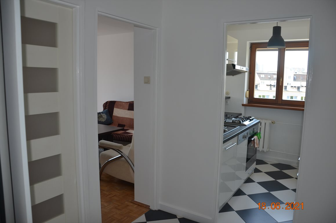 Mieszkanie trzypokojowe na sprzedaż Poznań, Jeżyce, Cypriana Kamila Norwida 19  48m2 Foto 8