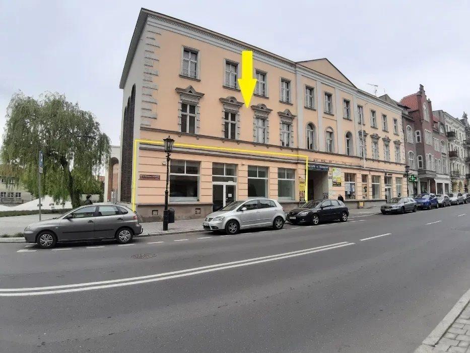 Lokal użytkowy na wynajem Gniezno, Bolesława Chrobrego  280m2 Foto 1