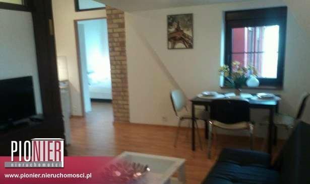 Mieszkanie dwupokojowe na wynajem Szczecin, Stare Miasto  48m2 Foto 3