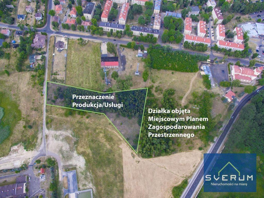 Działka przemysłowo-handlowa na sprzedaż Częstochowa, Dźbów, Anyżkowa  9600m2 Foto 2