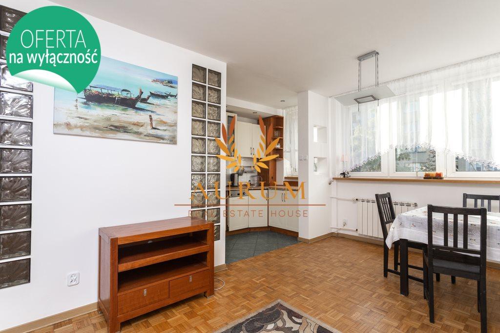 Mieszkanie trzypokojowe na sprzedaż Warszawa, Mokotów, Sadyba, Konstancińska  47m2 Foto 2