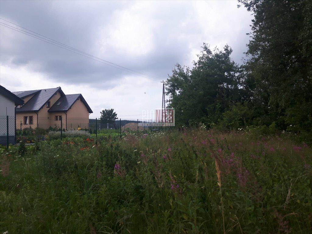 Działka budowlana na sprzedaż Przybiernów  680m2 Foto 3
