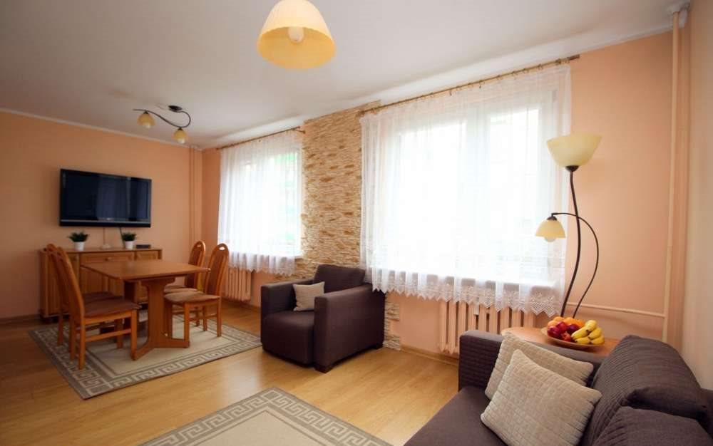 Mieszkanie dwupokojowe na wynajem Zielona Góra, os. Pomorskie 17A  61m2 Foto 1