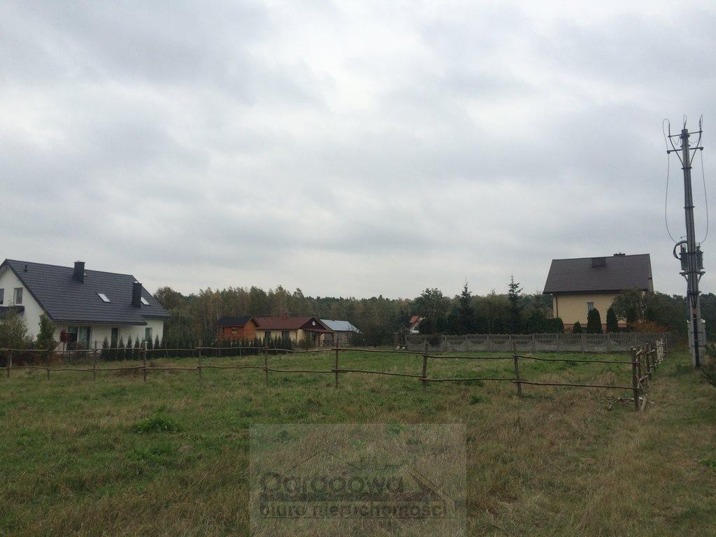 Działka budowlana na sprzedaż Żelechów  1000m2 Foto 1