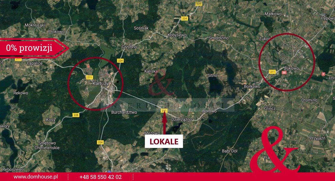 Lokal użytkowy na wynajem Dzierżążno, Kartuska  555m2 Foto 4