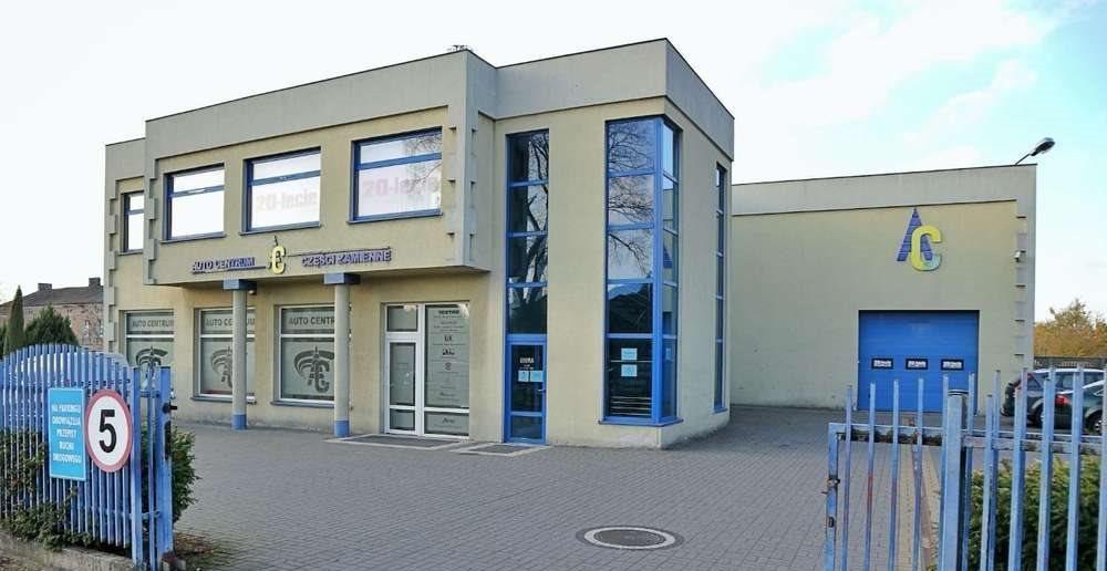 Lokal użytkowy na sprzedaż Kalisz, Warszawska 40  513m2 Foto 1