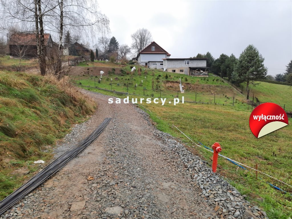 Działka budowlana na sprzedaż Golkowice  1009m2 Foto 8