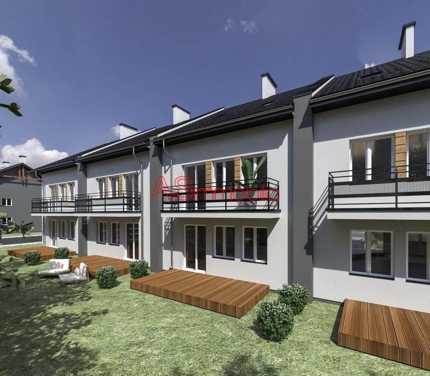 Mieszkanie trzypokojowe na sprzedaż Marki, Błękitna  113m2 Foto 4