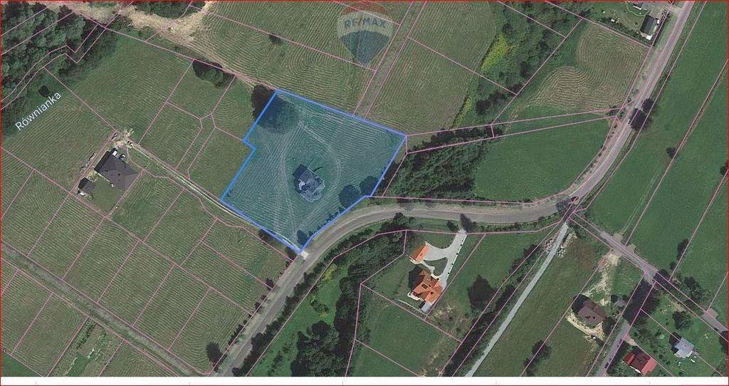 Dom na sprzedaż Ustjanowa Górna  5811m2 Foto 2