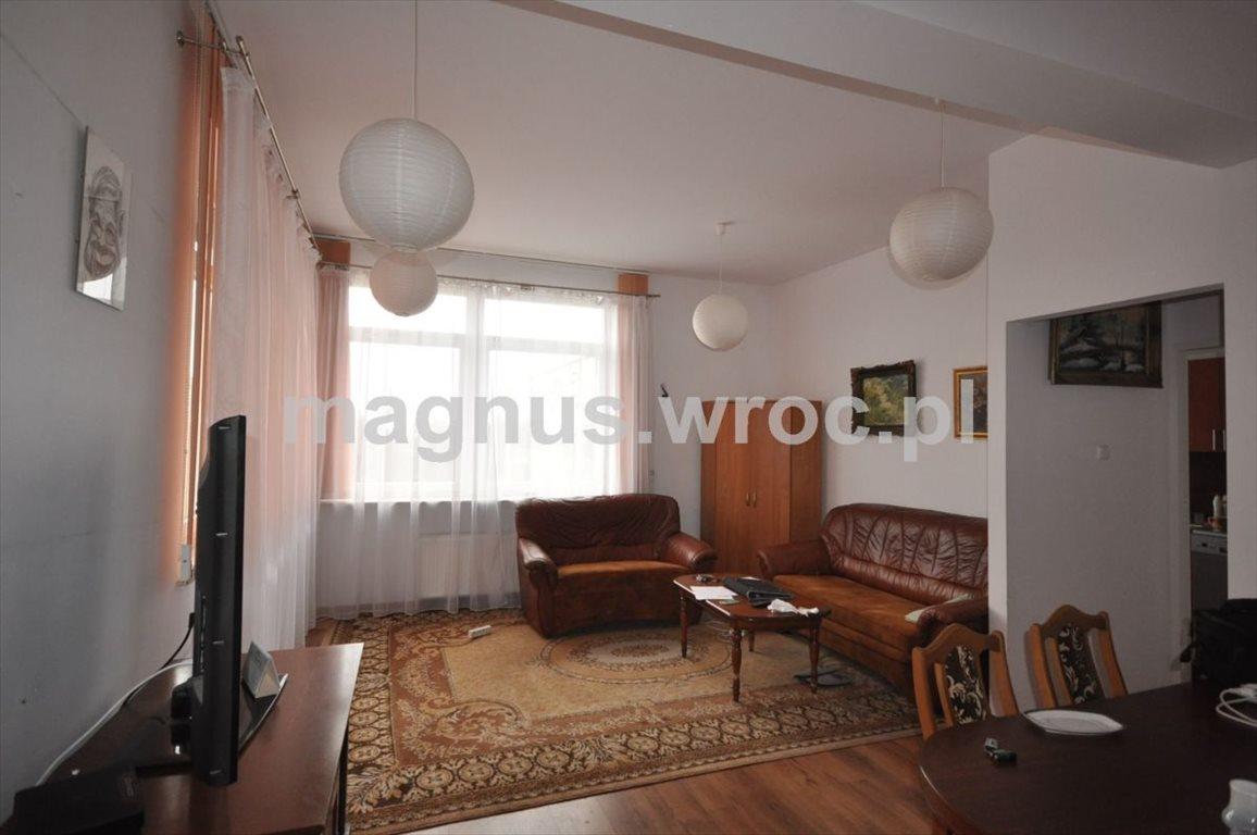 Mieszkanie dwupokojowe na sprzedaż Wrocław, Psie Pole, Poświętne  66m2 Foto 1