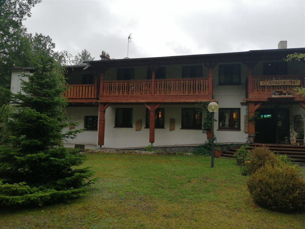 Lokal użytkowy na sprzedaż Zawadzkie  492m2 Foto 1