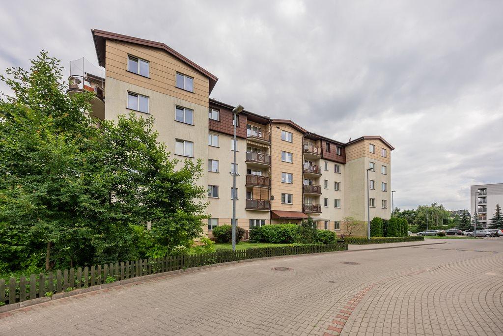 Mieszkanie trzypokojowe na sprzedaż Warszawa, Białołęka, Odkryta  63m2 Foto 12