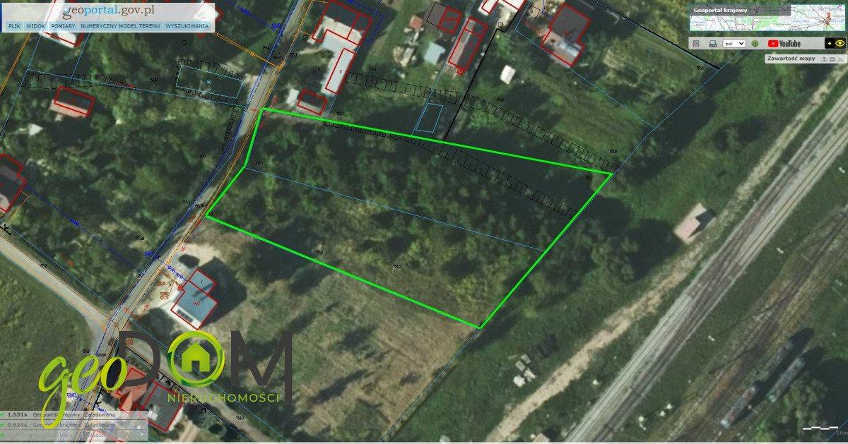 Działka budowlana na sprzedaż Terespol  3900m2 Foto 1
