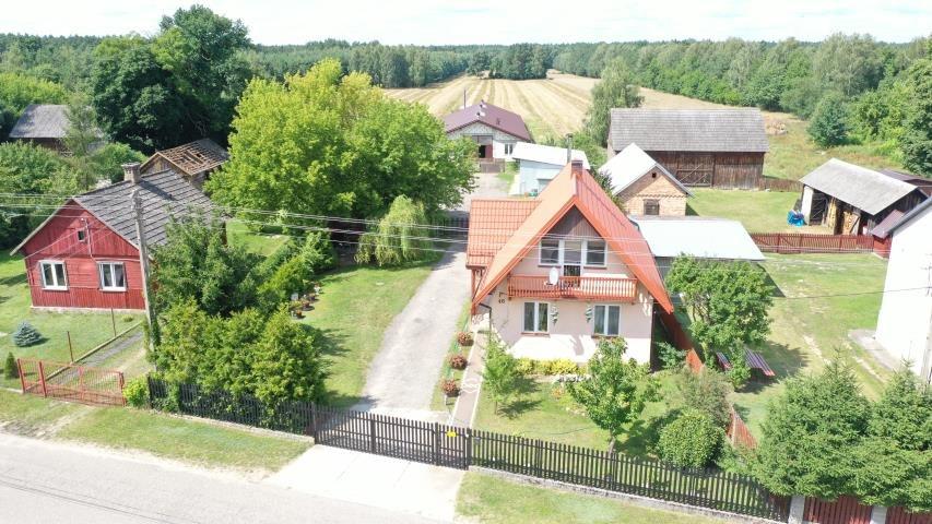 Dom na sprzedaż Nagoszewka Pierwsza  100m2 Foto 4