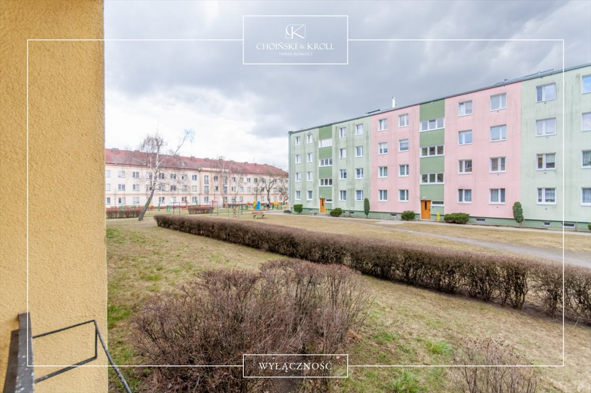 Mieszkanie trzypokojowe na sprzedaż Poznań, Dębiec, Racjonalizatorów  58m2 Foto 1