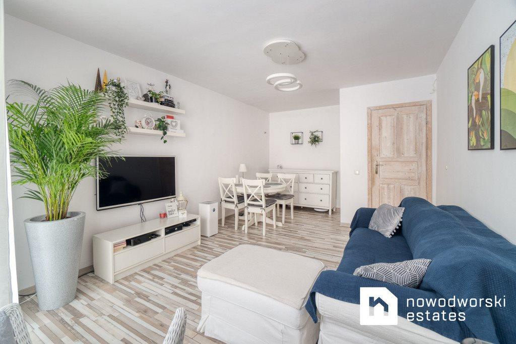 Mieszkanie trzypokojowe na sprzedaż Gdynia, Witomino, Uczniowska  52m2 Foto 1