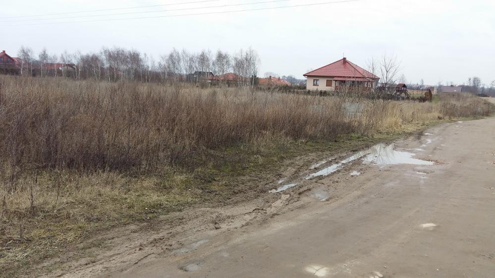 Działka inna na sprzedaż Kaźmierz  1194m2 Foto 5