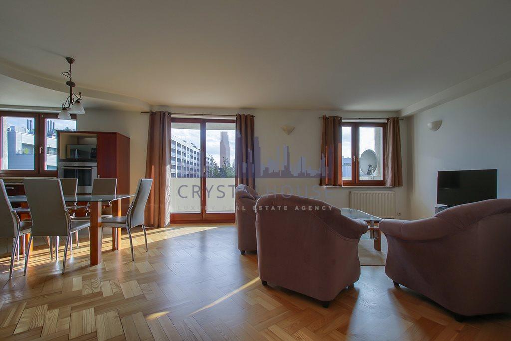 Mieszkanie trzypokojowe na wynajem Warszawa, Ochota, Grójecka  86m2 Foto 4