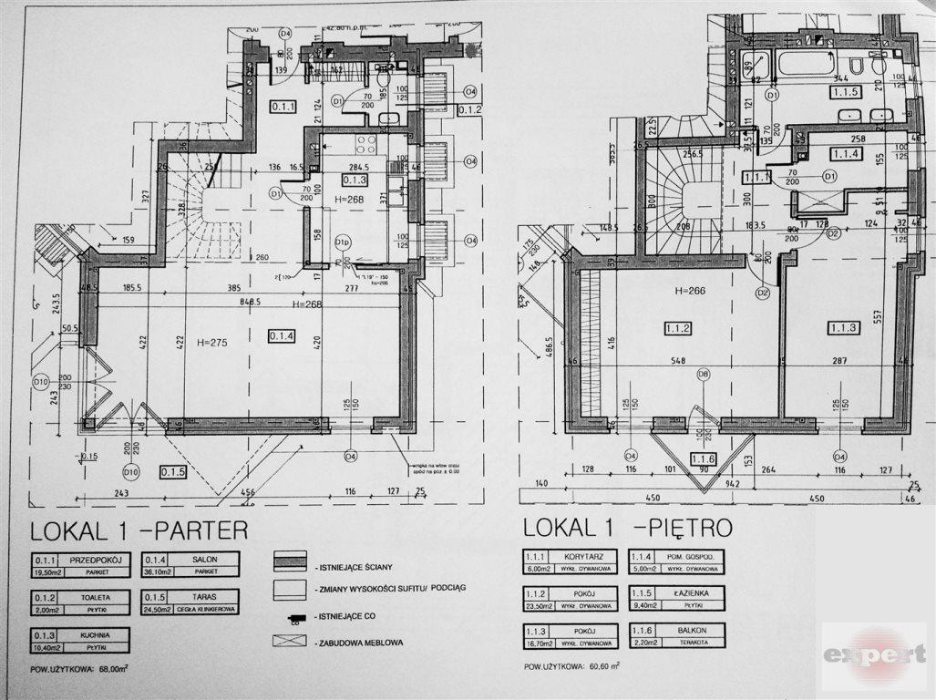 Mieszkanie trzypokojowe na sprzedaż Łódź, Bałuty, Arturówek  129m2 Foto 2