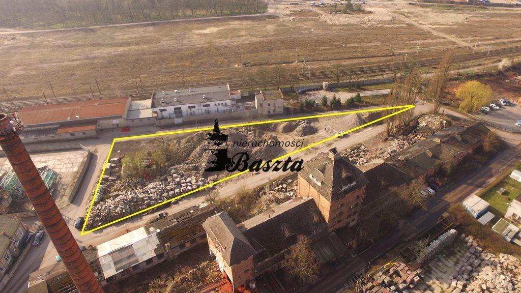 Działka komercyjna na sprzedaż Szczecin  13823m2 Foto 3