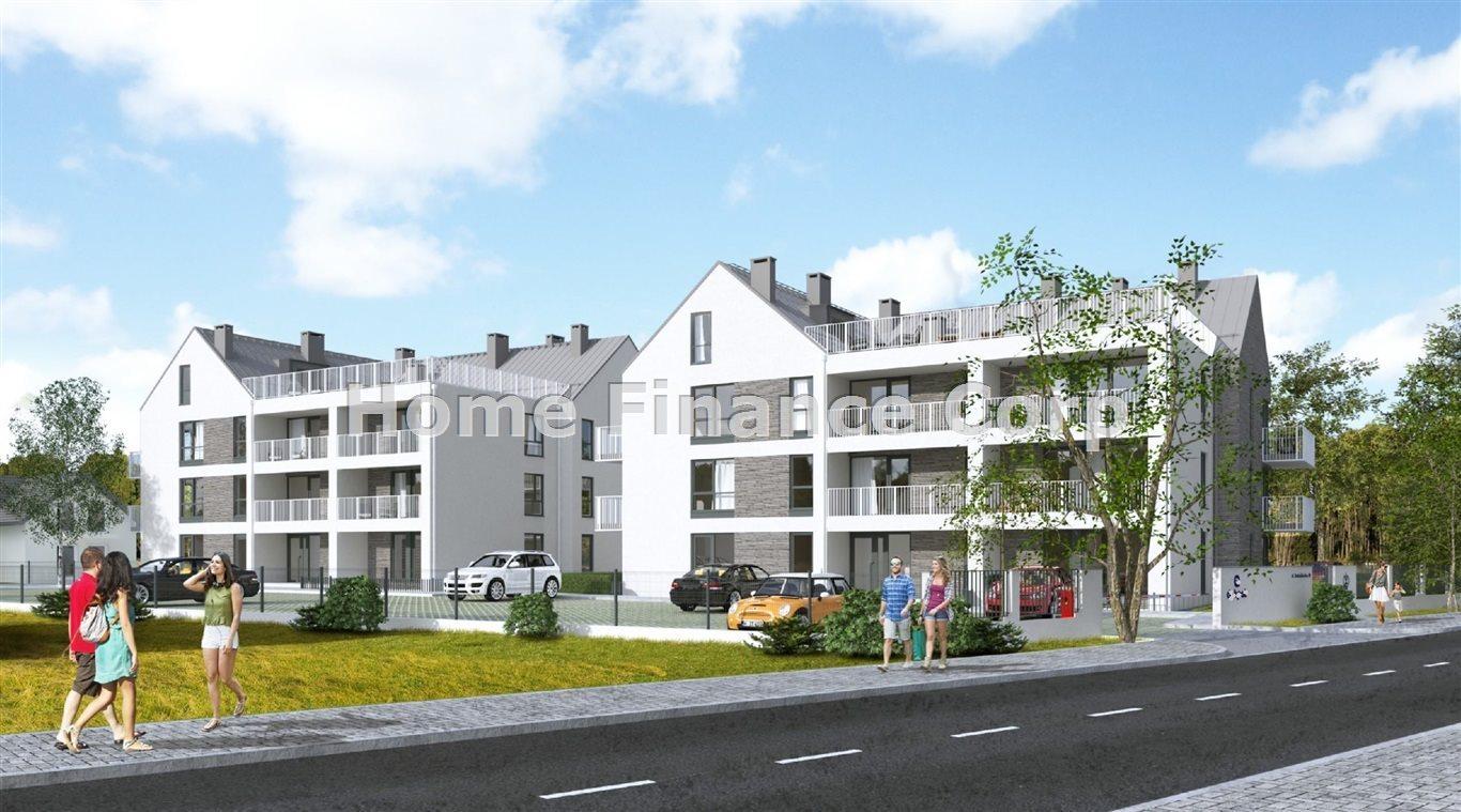 Mieszkanie dwupokojowe na sprzedaż Gdańsk, Wyspa Sobieszewska  43m2 Foto 3