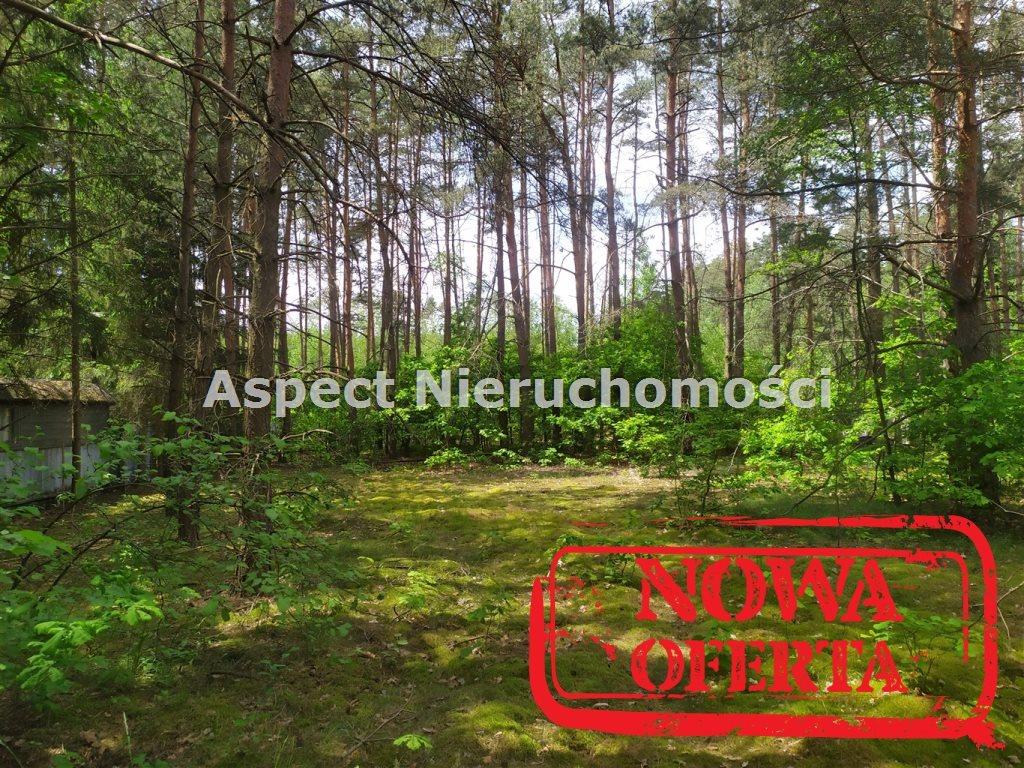 Działka rekreacyjna na sprzedaż Łochów, Jerzyska  1400m2 Foto 1