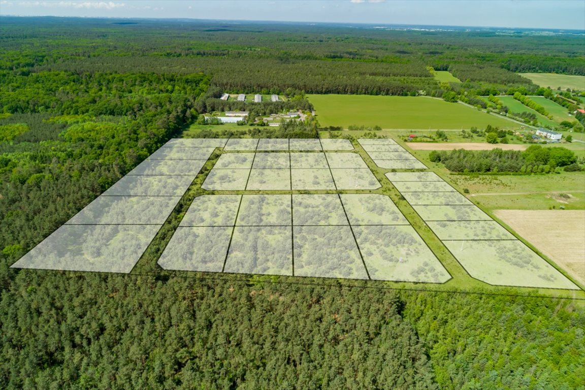 Działka przemysłowo-handlowa na sprzedaż Dąbrówka Kościelna  2527m2 Foto 2
