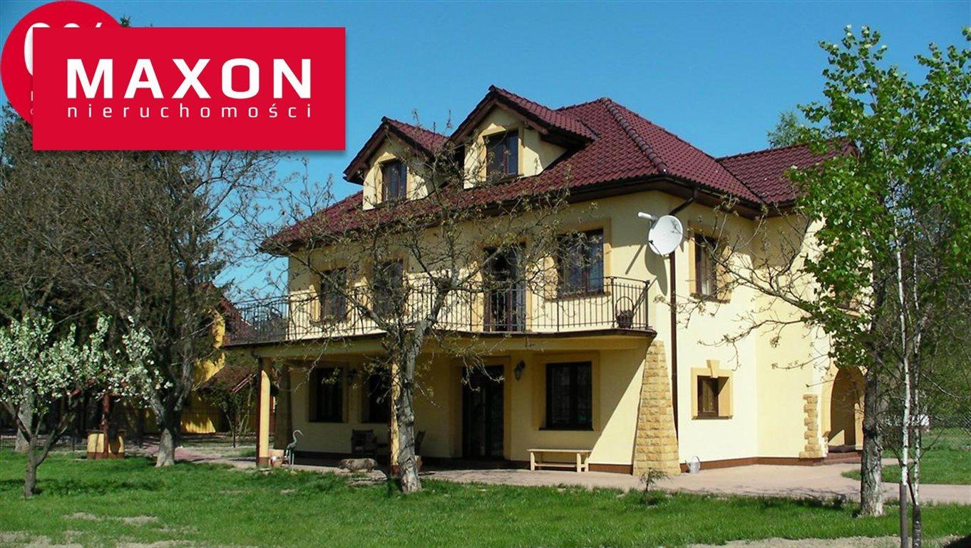 Dom na wynajem Magdalenka, Jarzębinowa  250m2 Foto 1