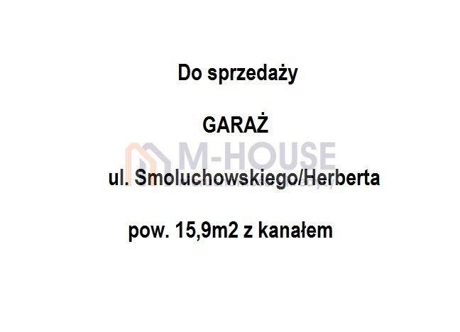 Garaż na sprzedaż Lublin, Dziesiąta, Mariana Smoluchowskiego  16m2 Foto 1