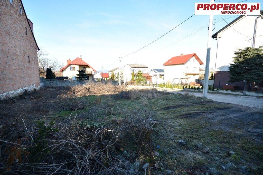 Działka budowlana na sprzedaż Kielce, Ostra Górka, Oksywska  486m2 Foto 3