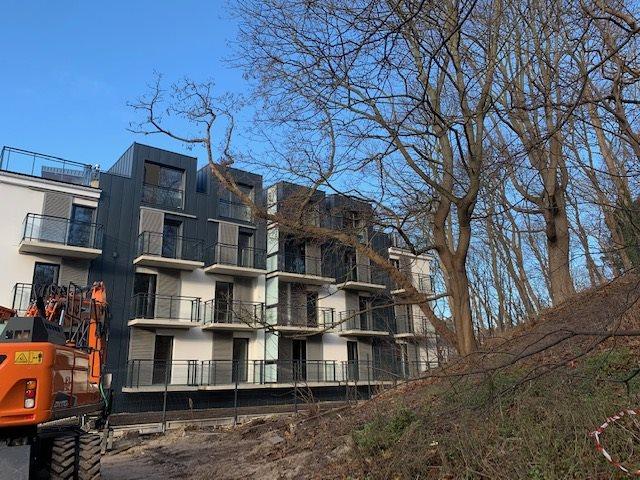 Mieszkanie dwupokojowe na sprzedaż Świnoujście, Matejki 17  Foto 2