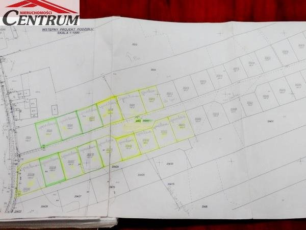 Działka budowlana na sprzedaż Trzebiele, Trzebiele, Trzebiele  963m2 Foto 5