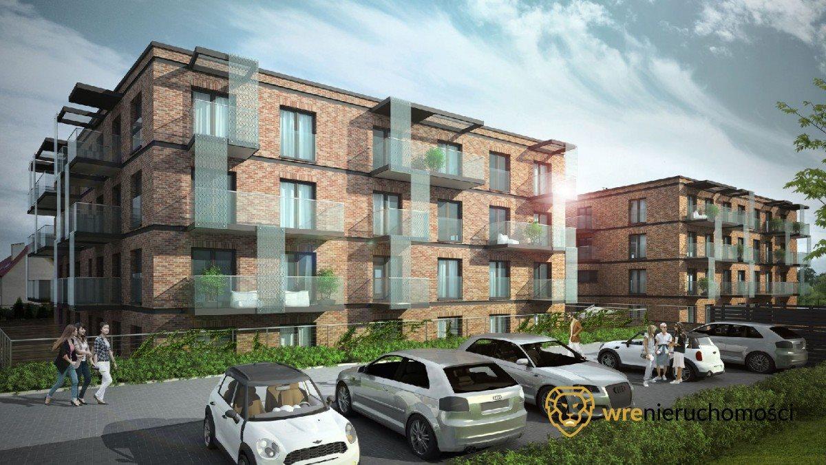 Mieszkanie dwupokojowe na sprzedaż Wrocław, Tarnogaj, Gazowa  44m2 Foto 5