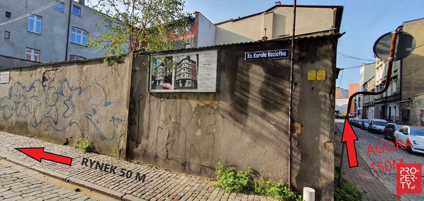 Działka budowlana na sprzedaż Bytom, Rozbark, Mariacka  290m2 Foto 8