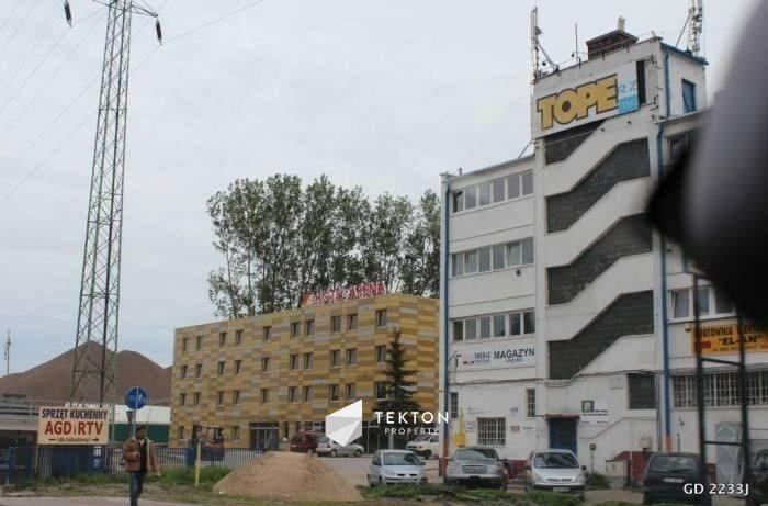 Działka przemysłowo-handlowa na sprzedaż Gdańsk, Letnica, Marynarki Polskiej  37266m2 Foto 4