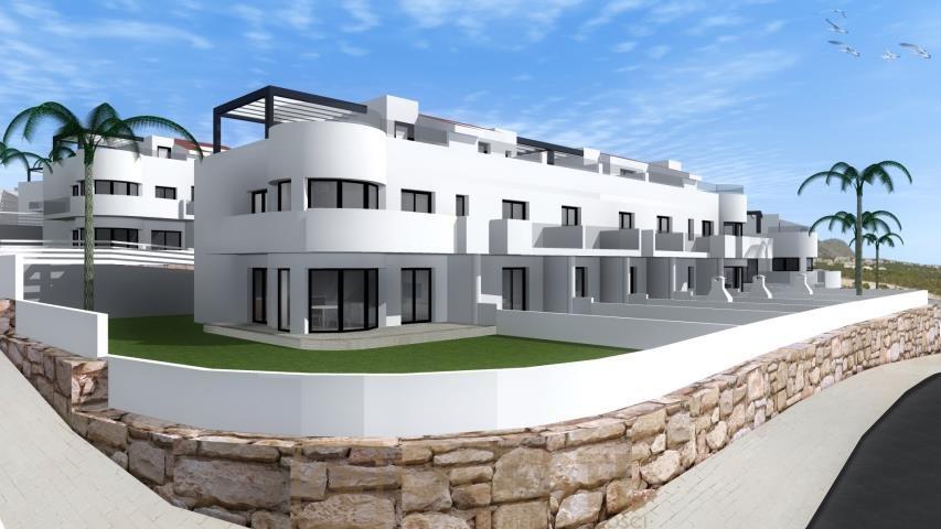Mieszkanie trzypokojowe na sprzedaż Hiszpania, Finestrat  78m2 Foto 2