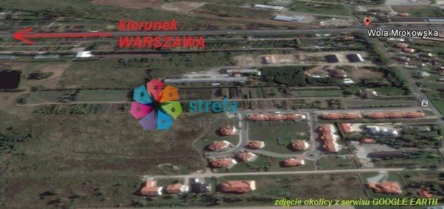 Działka budowlana na sprzedaż Wola Mrokowska, Teren dla dewelopera  30700m2 Foto 2