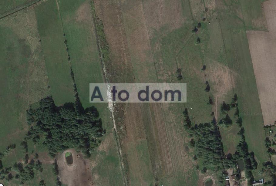 Działka rolna na sprzedaż Nadbiel  1300m2 Foto 1