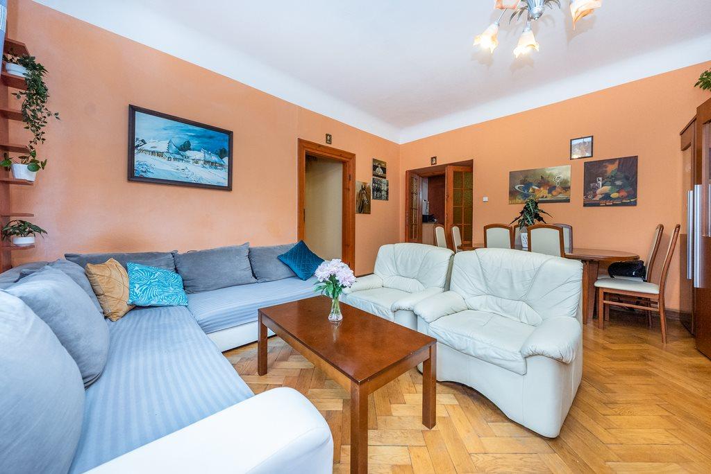 Mieszkanie trzypokojowe na sprzedaż Warszawa, Praga-Północ, Targowa  71m2 Foto 3