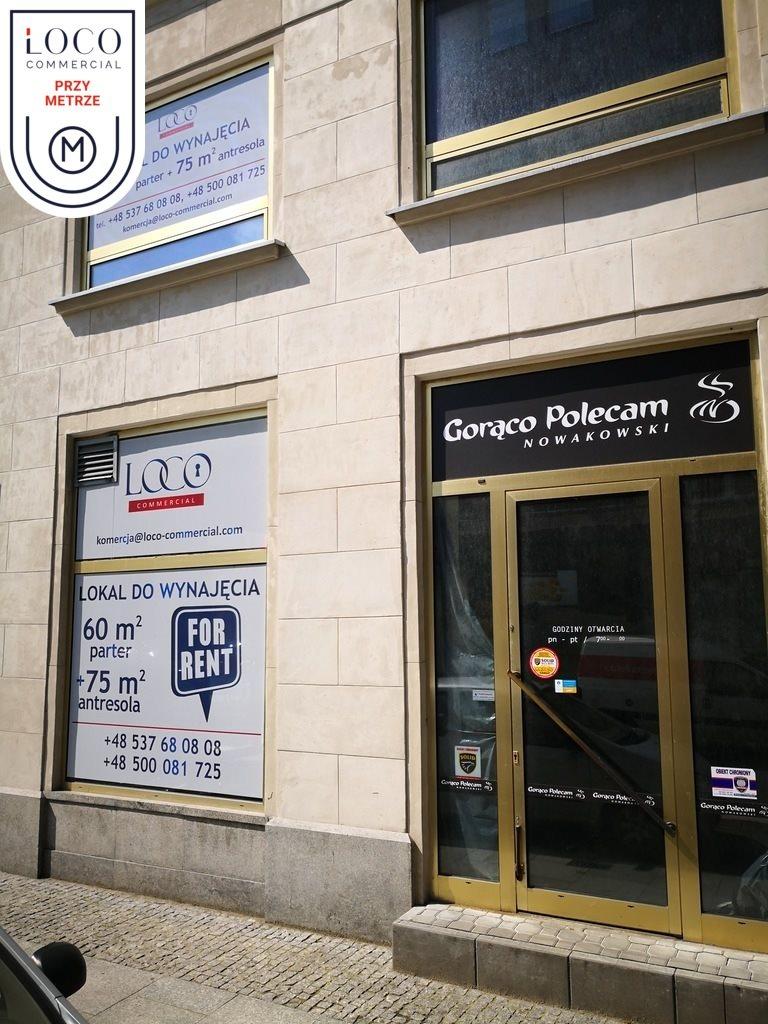 Lokal użytkowy na wynajem Warszawa, Świętokrzyska  139m2 Foto 3