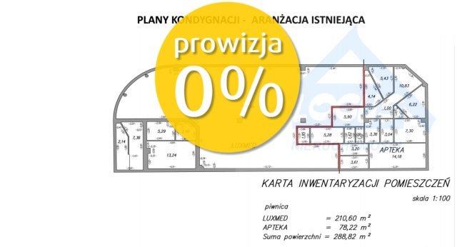 Lokal użytkowy na sprzedaż Piaseczno  1206m2 Foto 3