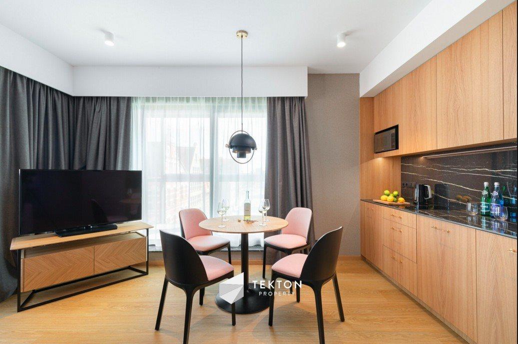 Mieszkanie dwupokojowe na wynajem Gdańsk, Śródmieście, Chmielna  45m2 Foto 6