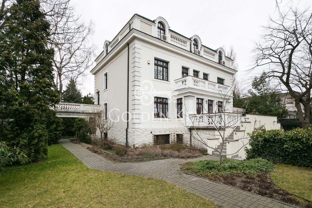 Dom na sprzedaż Warszawa, Mokotów, Górny Mokotów  555m2 Foto 13