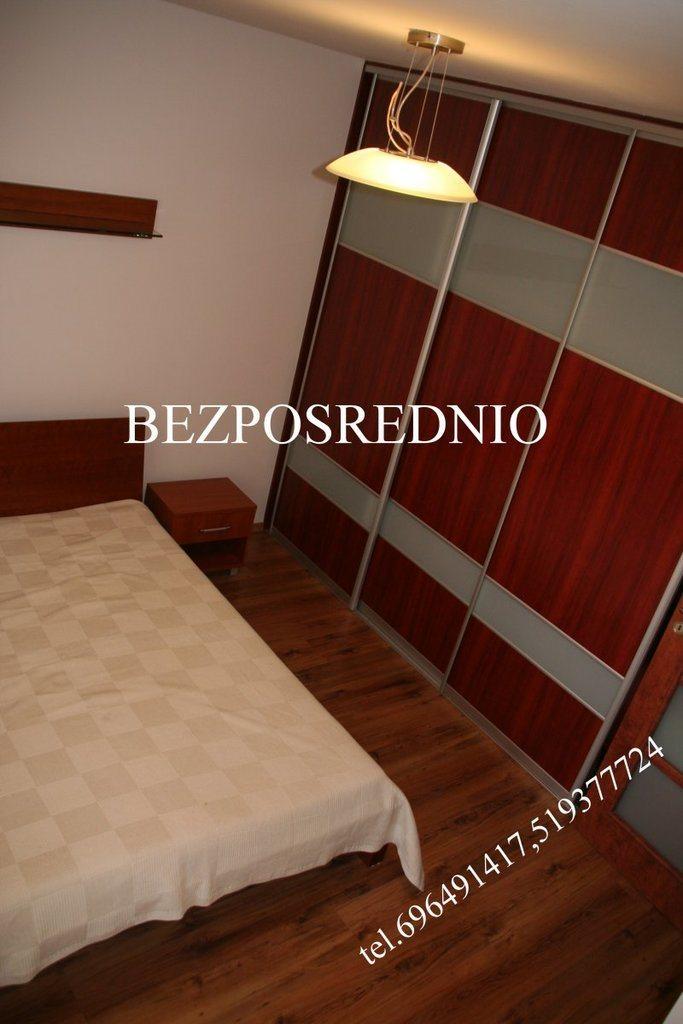Mieszkanie dwupokojowe na wynajem Warszawa, Mokotów, Rajska  60m2 Foto 3