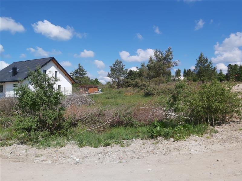 Działka budowlana na sprzedaż Bojano, Czynu Tysiąclecia  1011m2 Foto 1