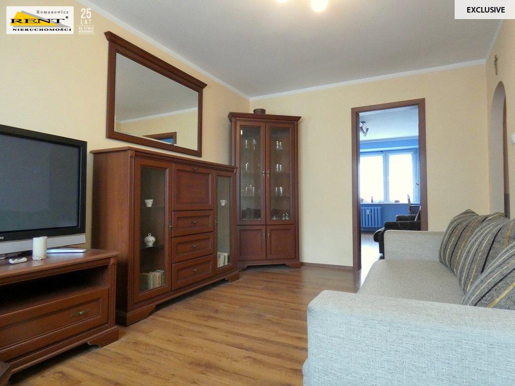 Mieszkanie trzypokojowe na sprzedaż Szczecin, Dąbie, Emilii Gierczak  48m2 Foto 1