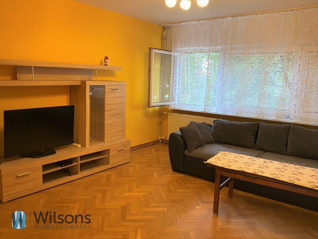 Mieszkanie trzypokojowe na wynajem Warszawa, Wola Koło, Małego Franka  48m2 Foto 3