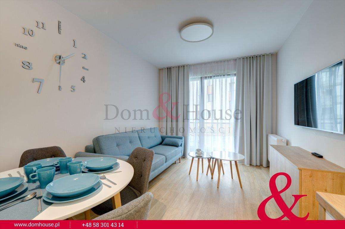 Mieszkanie dwupokojowe na wynajem Gdańsk, Jaglana  39m2 Foto 2