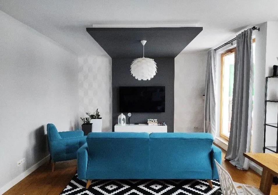Mieszkanie czteropokojowe  na sprzedaż Warszawa, Josepha Conrada  101m2 Foto 4